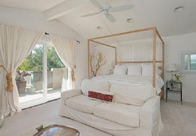 5 cách chọn rèm cửa phòng ngủ theo phong thủy để ngủ ngon, vợ chồng hòa hợp