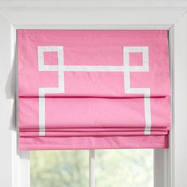 13 mẫu rèm cửa phòng ngủ màu hồng đẹp không thể rời mắt