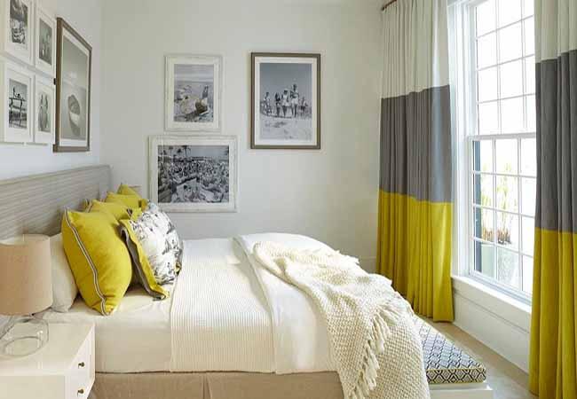 20 Mẫu rèm che phòng ngủ đẹp xuất sắc mọi không gian sống