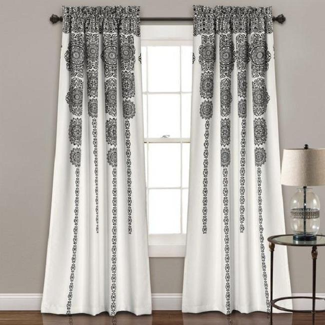 Đón đông ấm áp với 12 mẫu rèm cửa màu ghi tuyệt đẹp!
