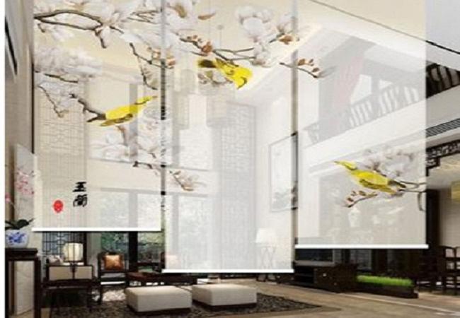 11 Mẫu rèm ngăn phòng khách và bếp đẹp lý tưởng cho mọi ngôi nhà