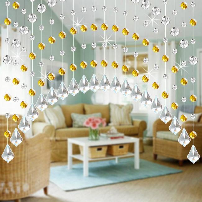 13 Mẫu rèm ngăn phòng khách và bếp đẹp lý tưởng cho mọi ngôi nhà