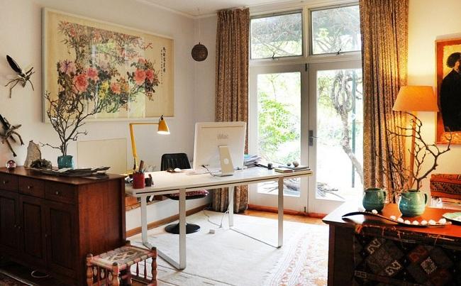 11 Mẫu rèm văn phòng chống nắng giá tốt mà đẹp như mơ!