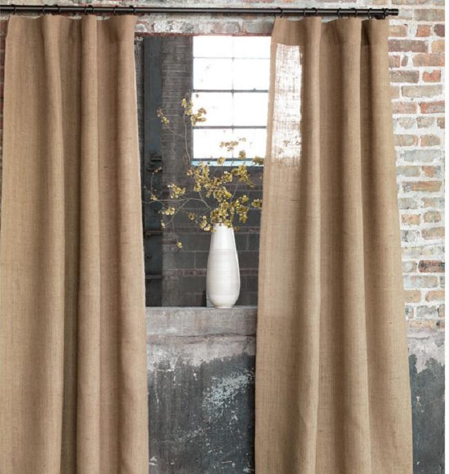 Cách chọn rèm cửa cho phòng khách chuẩn phong thủy, hợp nội thất!