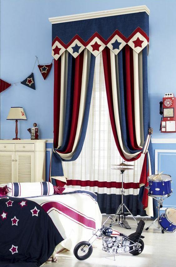 Ngạc nhiên với 13 mẫu rèm cửa phòng ngủ đẹp từng chi tiết!