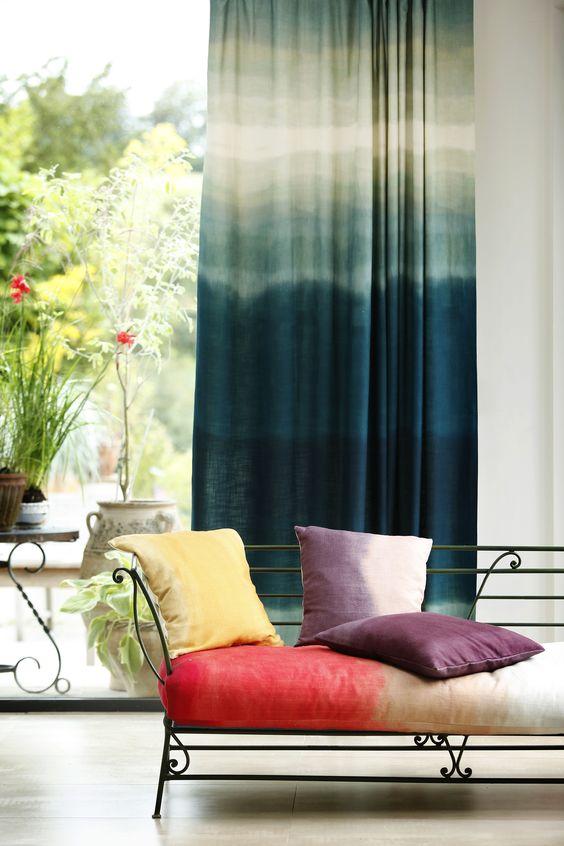 15 Mẫu rèm cửa phòng khách sang trọng cho ngôi nhà phong cách!