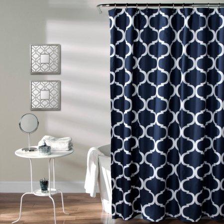 20 Mẫu rèm cửa nhà tắm không thấm nước đẹp mê ly khiến bạn muốn rinh ngay về nhà!