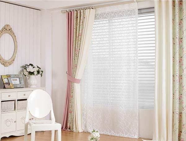 13 Mẫu rèm cửa 2 lớp đẹp với voan trắng cho không gian sống hiện đại13 Mẫu rèm cửa 2 lớp đẹp với voan trắng cho không gian sống hiện đại